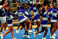 Long Reach Varsity Cheerleading