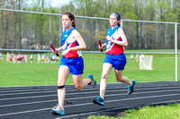 Centennial Girls Outdoor Track
